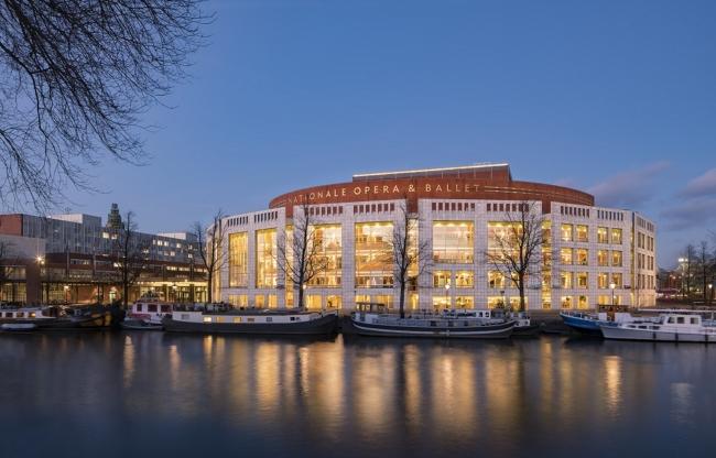 Nationale Opera & Ballet - exterieur