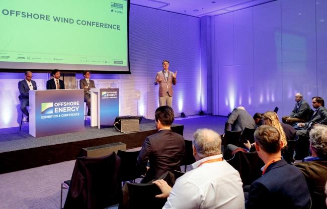 Protocol in praktijk: Offshore Energy in RAI Amsterdam