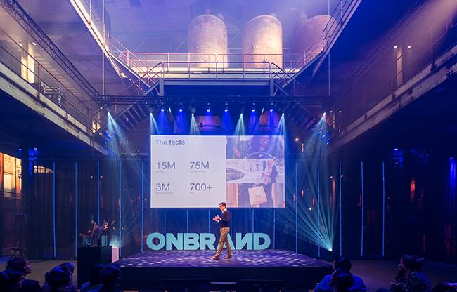 Eventcase: OnBrand bij SugarCity Events