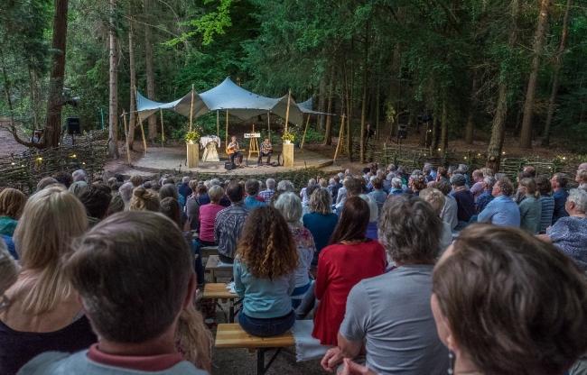 Maarten Maartens Openluchttheater, congres, workshops