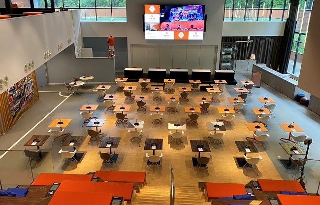 Oranjeplein KNVB Campus