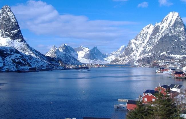 Lofoten, Noorwegen