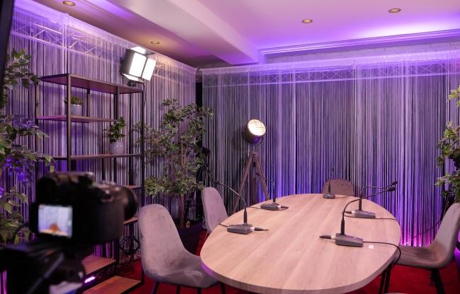 Artistic Studio - Webinar Studio