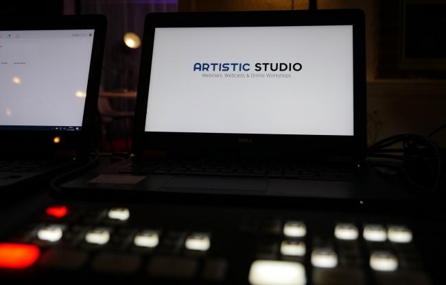 Artistic Studio - Webinar Techniek