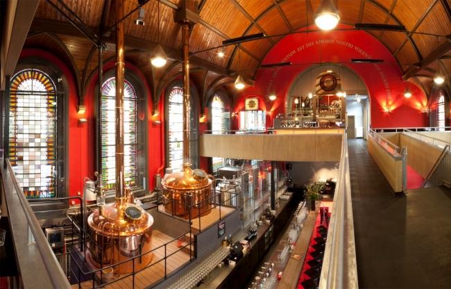 Event locatie Jopenkerk Haarlem