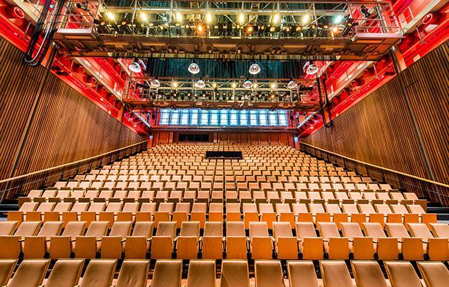 Parktheater: stadsicoon van Eindhoven