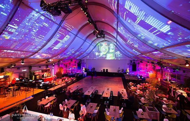 Eventstyling geeft een evenement kleur op de wangen - 3