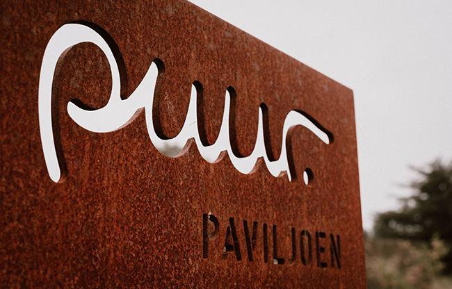 Paviljoen Puur: eco-chic in een monumentale setting