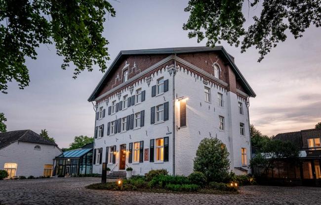 Pillows Charme Hotel Château de Raay, Limburg