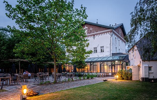 Pillows Charme Hotel Château De Raay, een oase van rust in Limburg