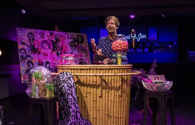 Pinkpop Online Quiz met Fuze tea prijzen. Foto: Pinkpop