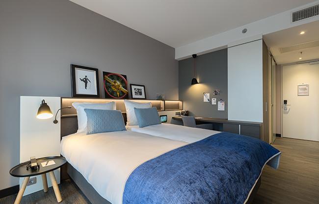 Postillion Hotels opent Amsterdamse vestiging
