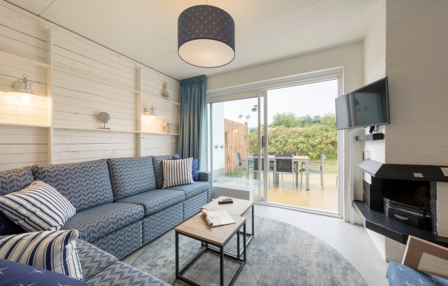 Vernieuwde Premium cottage bij Center Parcs Park Zandvoort