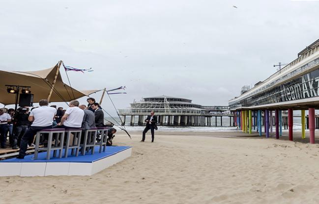 Bureau voor Reuring - Press Launch Volvo Ocean Race Akzo Nobel