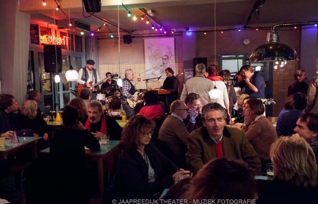 Optreden in Foyercafé Walhalla