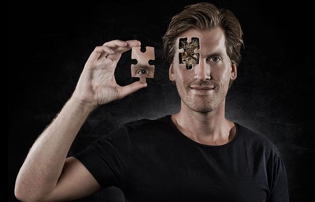 Corporate illusionist Niels Houtepen verovert zakelijk Nederland