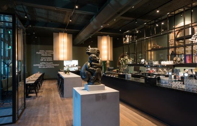 Koninklijk Instituut voor de Tropen - De Tropen café en restaurant