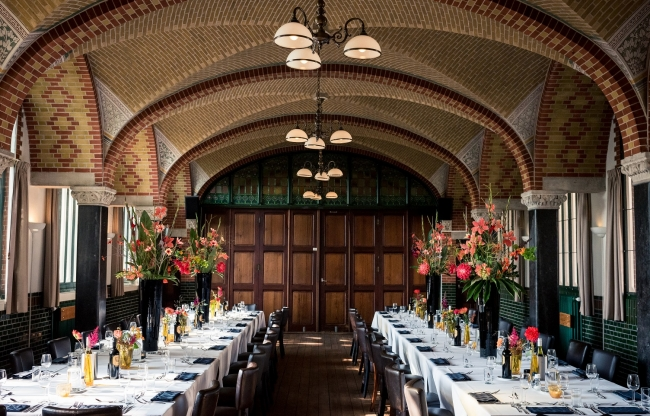 Refterzaal Bovendonk diner