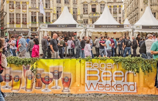 Beerweekend Brussels voor Incentives en Events