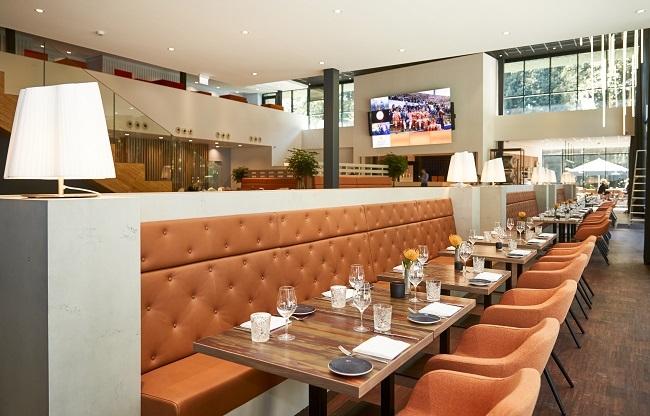 Restaurant KNVB Campus