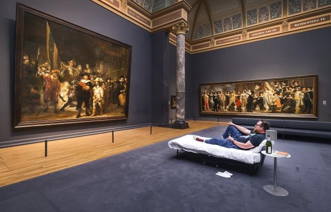 Rijksmuseum 10 miljoenste bezoeker