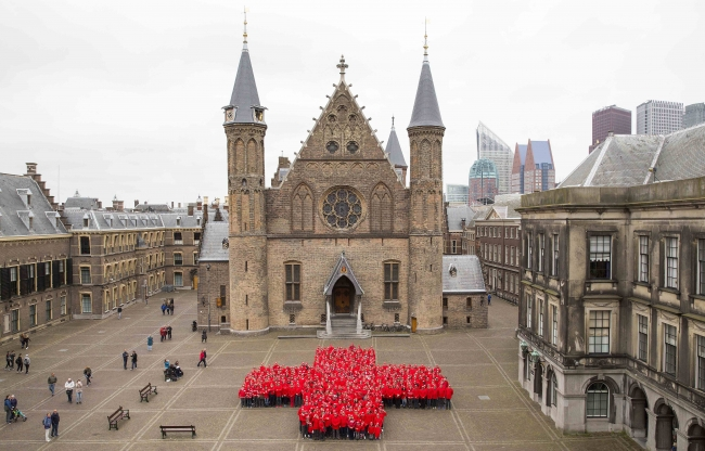 Rode Kruis 150 jaar