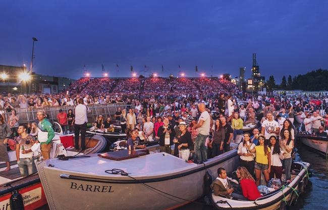 Varen tussen deze prachtschepen samen met miljoenen bezoekers #SAIL2020