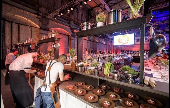 Schiecentrale Events catering - Rogier Bos fotografie