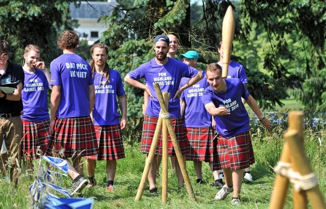 Schotse Spelen - VDK SportsEvents