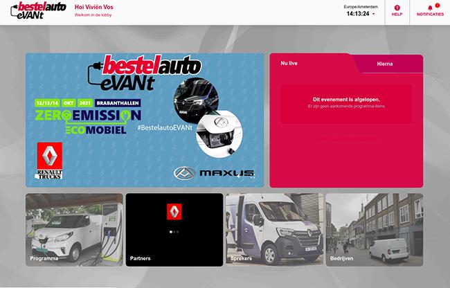 Eisma vertrouwt volledig op aanmelder.nl en het online platform Let's Get Digital