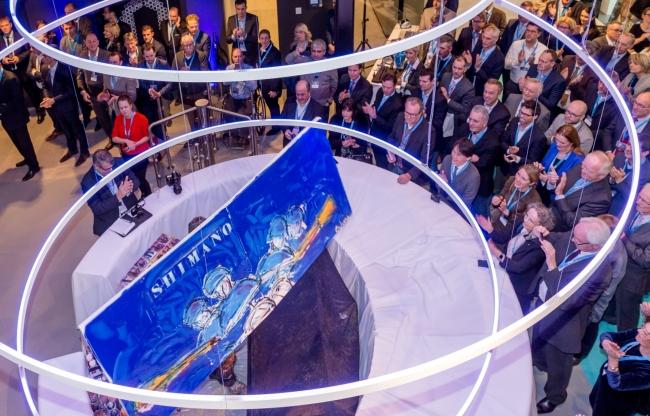 Opening nieuw hoofdkantoor van Shimano Europe