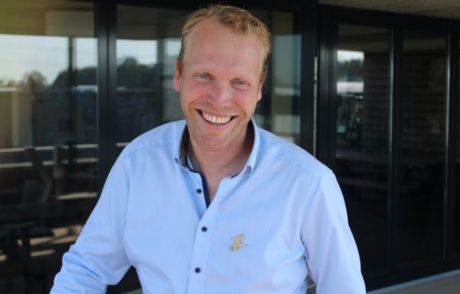 Maarten Schram en Sjoerd Weikamp ontvangen Lintje voor Live