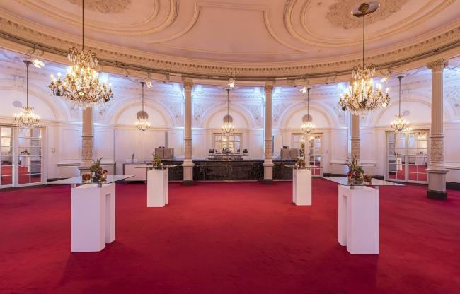 Receptie Concertgebouw Spiegelzaal