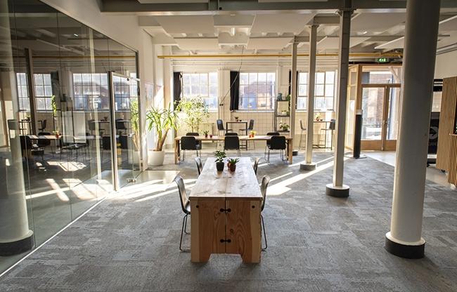 De Prodentfabriek: van lege productiehal tot hospitalitylocatie