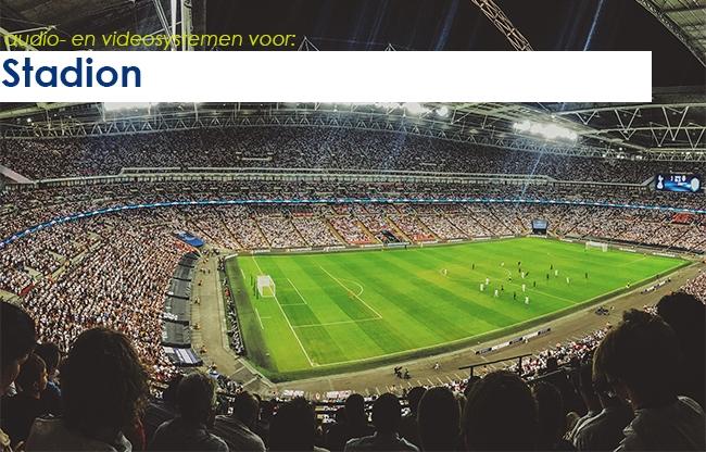 Audio- en videosystemen | stadion