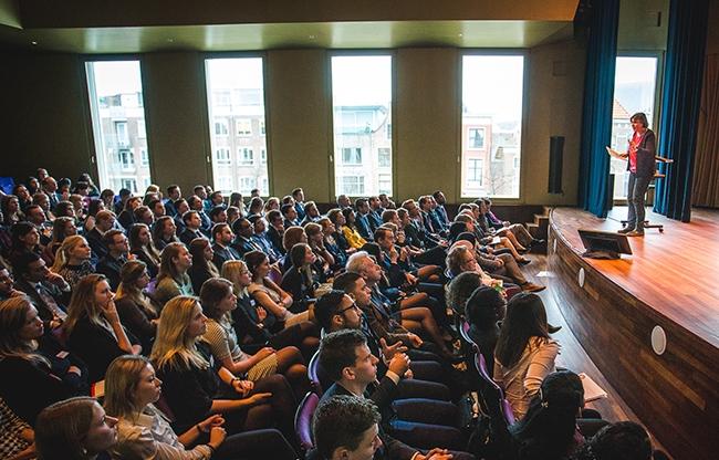 Dit zegt het Landelijk Notarieel Studenten Congres over Stadsgehoorzaal Leiden
