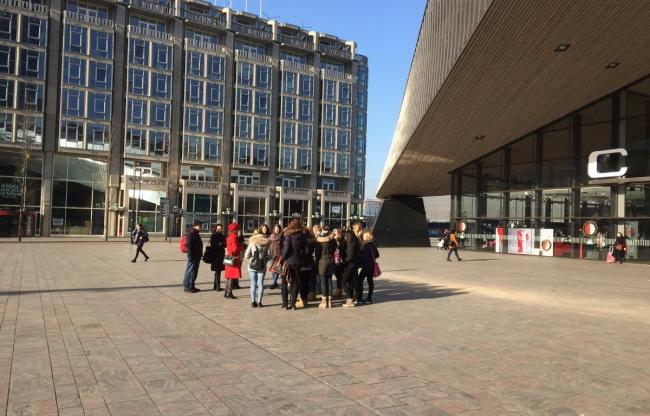 Stadswandeling Rotterdam Leijnse Tours