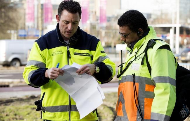 Persoonlijke projectcoördinatie verkeersbegeleiding