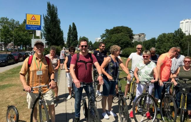 Steptour Rotterdam Leijnse Tours