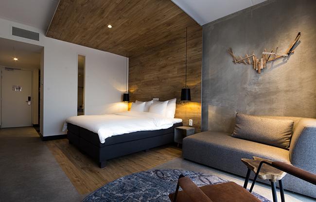 Hotel de Sterrenberg, a place to wander