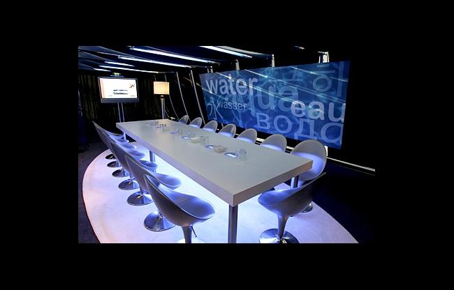 Presentatie World Lounge Jules Verne