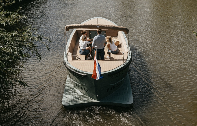 Rondvaartbedrijf Zilvermeeuw gooit de trossen los
