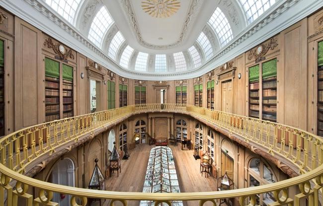 Teylers Museum. Foto: Kees Hageman