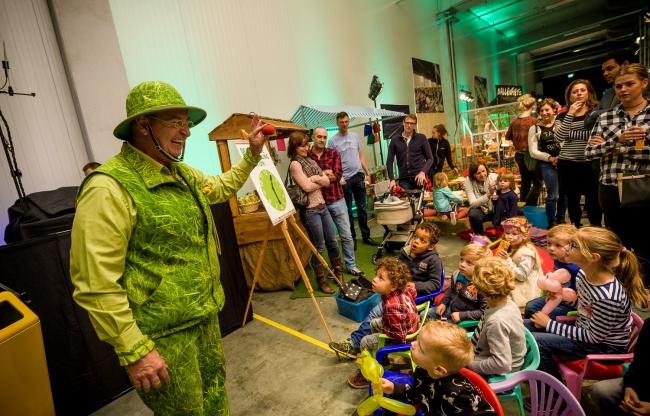 Van kindershow tot illusie: amusement voor jong en oud!