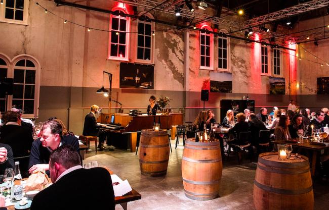 Diner muziek met wijnen | The Piano bar