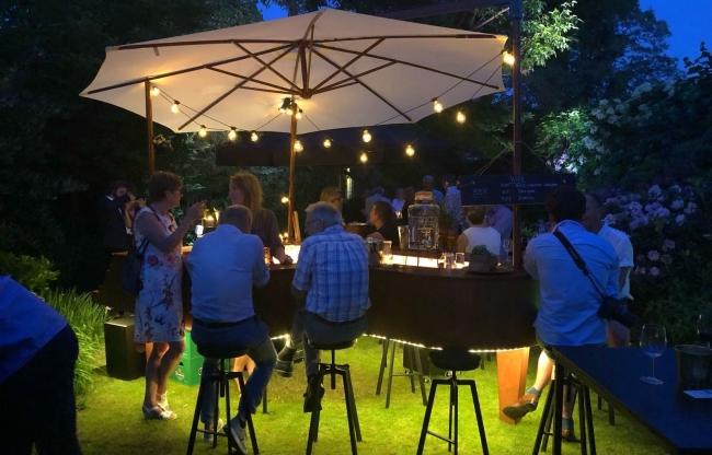 Live muziek bar en aankleding voor elk event