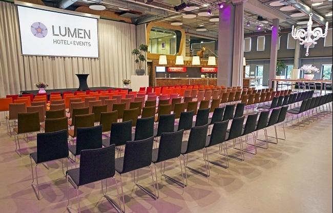 Centrale Plein - Event Center - Lumen Hotel & Events