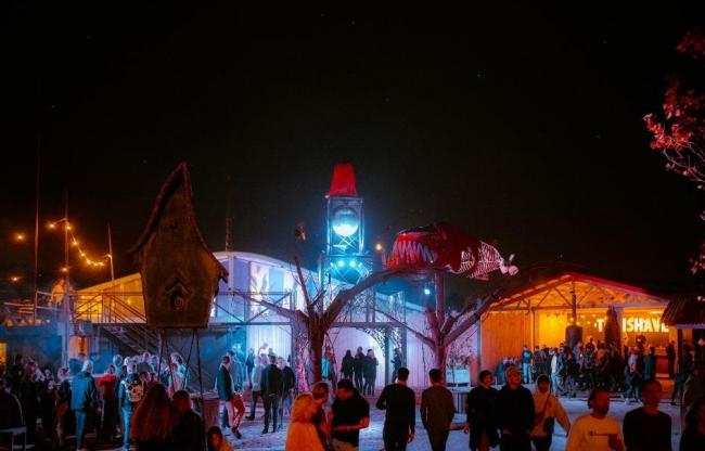 Thuishaven Festivalterrein