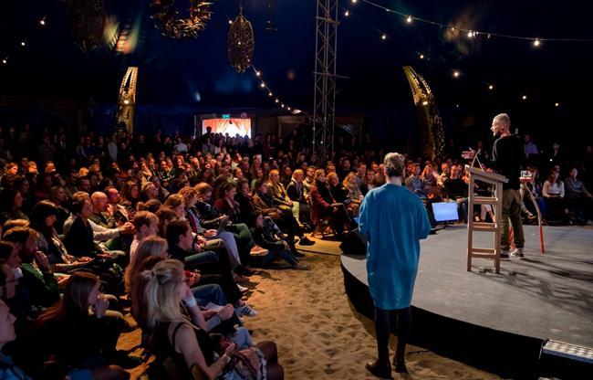 Thuishaven toneel voor ASN ACT. festival