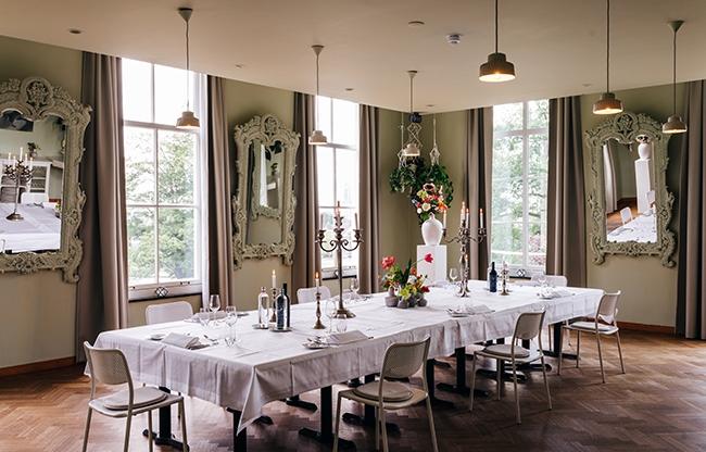 Stadsvilla Sonsbeek omgetoverd tot 'the place to meet'